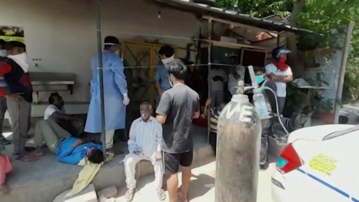 Автоконцерны останавливают заводы в Индии: кислород нужен больницам