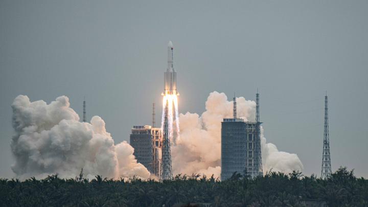 Китай осуществил запуск основного модуля национальной космической станции