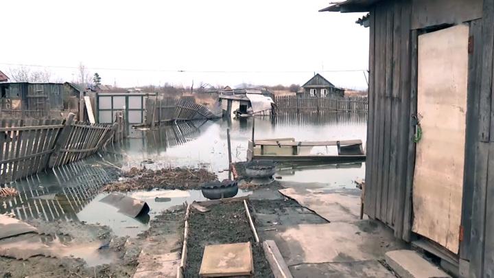 Уровень Амура у Комсомольска превысил норму