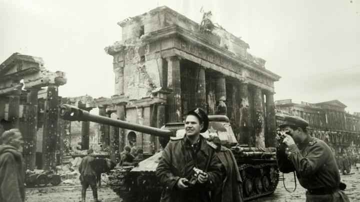 Минобороны обнародовало новые документы о штурме Берлина