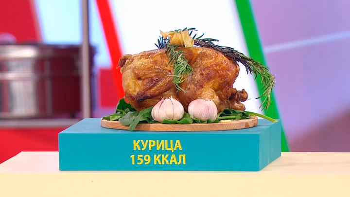 """Кадр из программы """"О самом главном"""". Вкусно и просто: шеф-повар поделился идеальным рецептом куриного шашлыка"""
