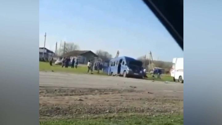 Глава Ставрополья выехал на место смертельного ДТП с детьми