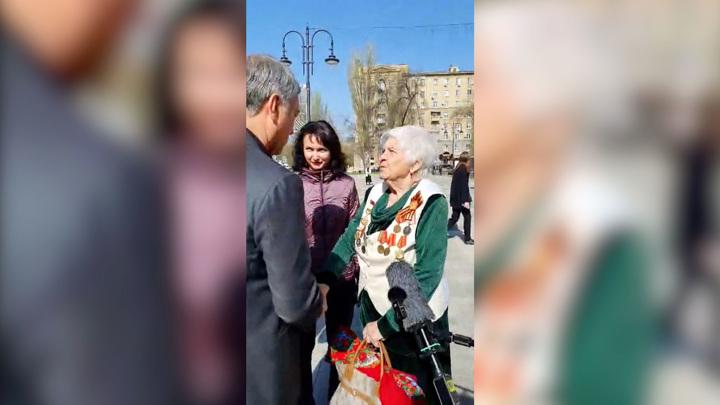 Льгот нет, инфляция есть: спикер Госдумы выслушал пенсионерку