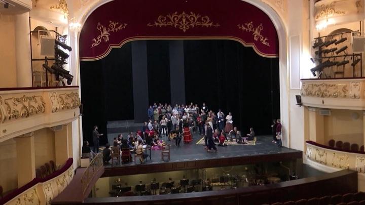 """Башкирский театр оперы и балета готовит премьеру — оперу """"Дон Кихот"""""""