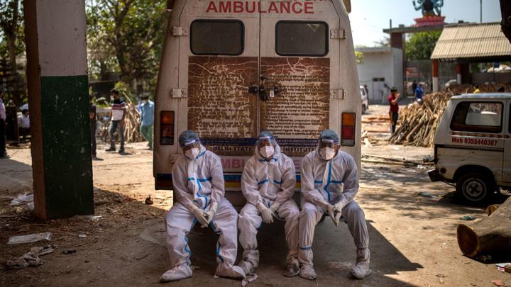 Вспышка коронавируса: Москва и Нью-Дели в постоянном контакте