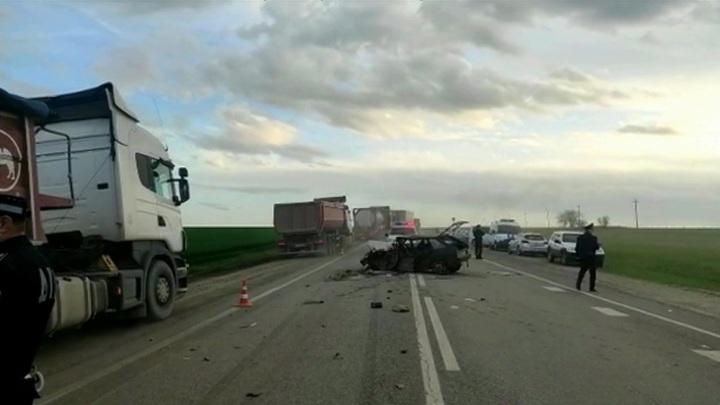 Смертельное ДТП на Ставрополье: арестован водитель легковушки