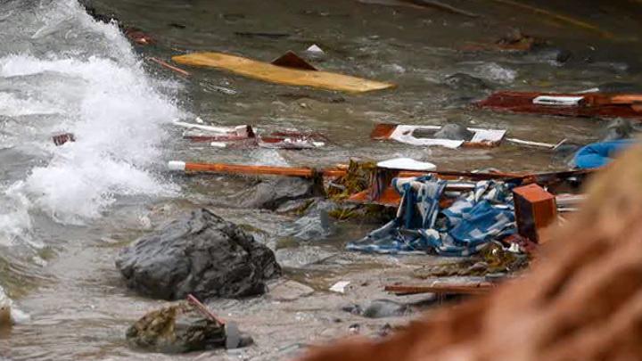 У берегов Калифорнии затонула лодка. Трое погибших