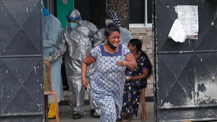 Российская вакцина прибыла в Шри-Ланку