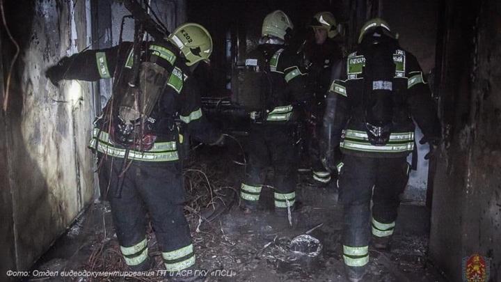 По делу о пожаре в московской гостинице арестованы два человека