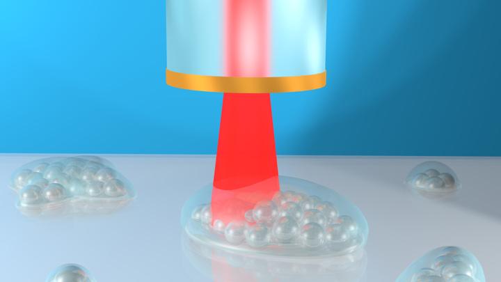 Это устройство является первым ультразвуковым оптоволоконным зондом, создающим изображения тканей на наноуровне.