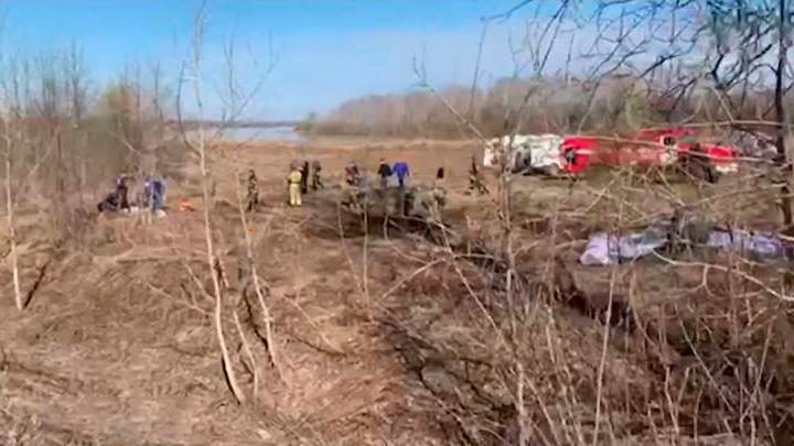 Полет упавшего мотодельтаплана в Перми не был санкционирован