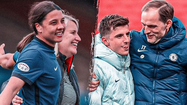 """""""Челси"""" стал первым клубом с двумя командами в финалах Лиги чемпионов"""