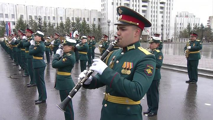 Нарушений общественного порядка на мероприятиях в честь Дня Победы в России не допущено