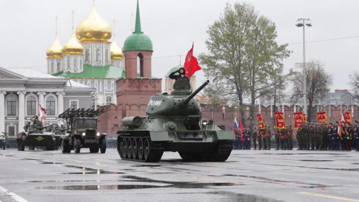 Праздничные мероприятия проходят в регионах Центральной России