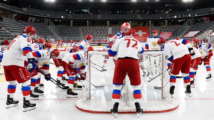 Назван состав хоккейной сборной России на Чешские игры
