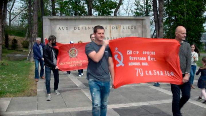 В МВД сообщили, что мероприятия по случаю Дня Победы прошли без правонарушений