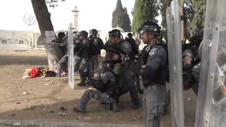 Полиция Израиля сообщила, что взяла беспорядки под контроль