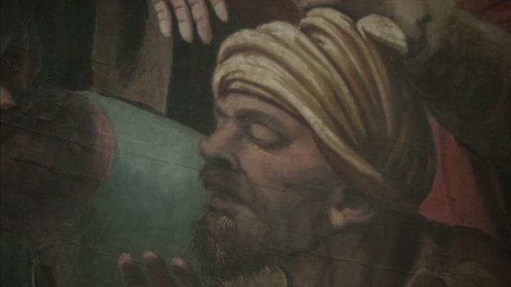 В Лондоне воссоздали полотна эпохи Возрождения с помощью 3D-технологий