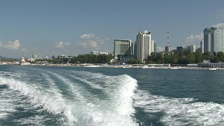 Стали известны цены на морское такси по маршруту Новороссийск – Сочи