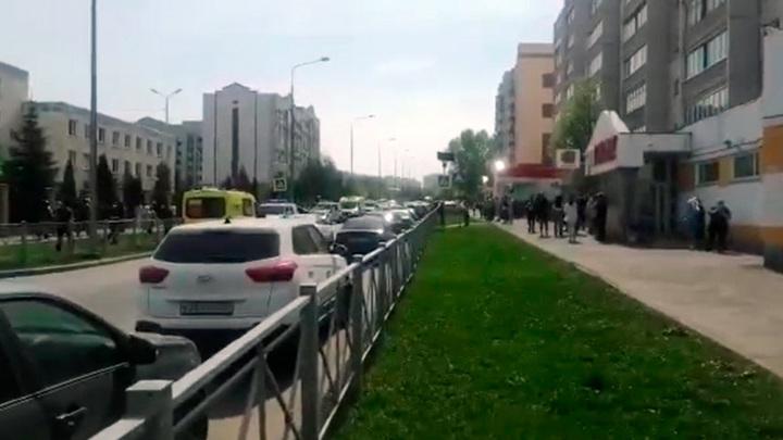 Стрелявший по ученикам и учителям казанской школы купил ружье в Йошкар-Оле