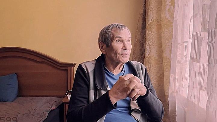 """Кадр из программы """"Прямой эфир"""". """"Я в заточении"""": Бари Алибасов сообщил, что сын забрал его паспорт"""