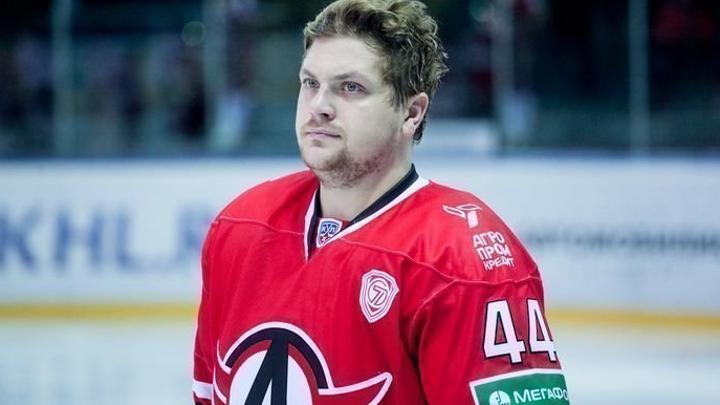 """Экс-хоккеист """"Автомобилиста"""" скончался в возрасте 32 лет"""