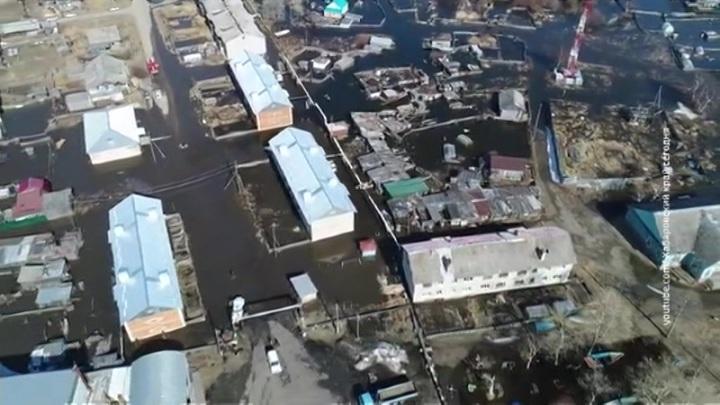 Вода прибывает: в Хабаровском крае подтоплено почти 70 домов