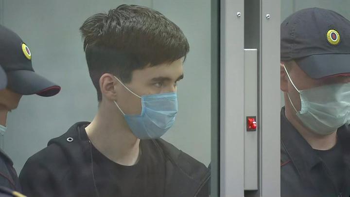 Галявиев признал вину и арестован на два месяца