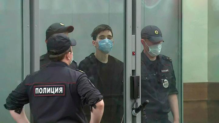 Устроившего стрельбу в казанской школе проверят на вменяемость в Москве