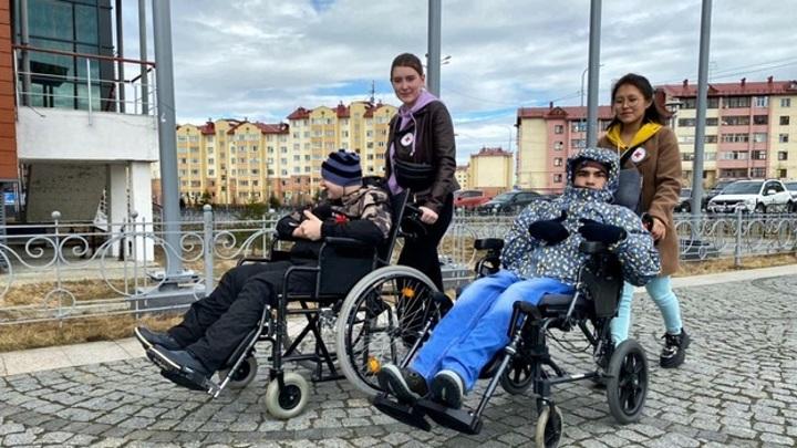 На Ямале появится отделение Российского Красного Креста