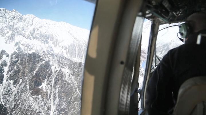 В горах Абхазии разыскивают российских туристов