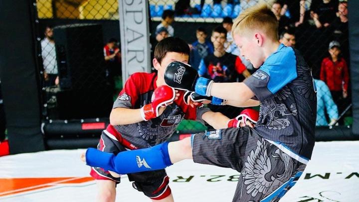 Союз ММА России впервые провел детский турнир
