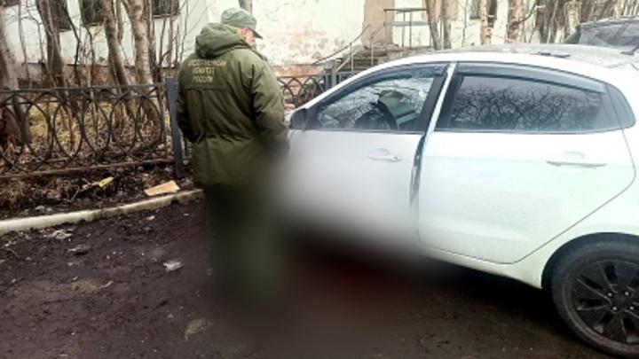 С огнестрельным ранением головы в Мурманске госпитализирован полицейский
