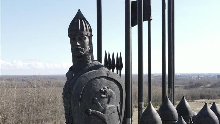 Защитник земли русской: 800 лет Александру Невскому
