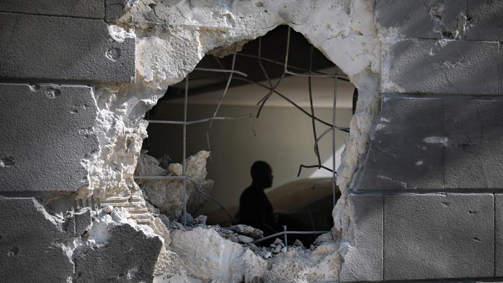 Израиль нанес удары по пусковым установкам в секторе Газа