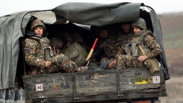 Конфликт в Сюникской области. Армения обратилась в ОДКБ