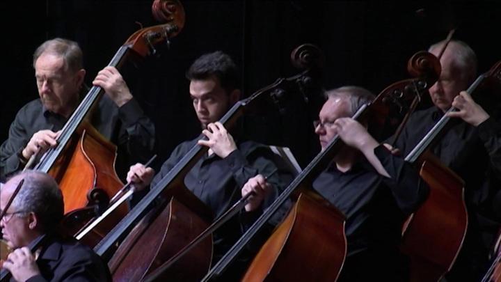 Валерий Гергиев и оркестр Мариинского театра выступили в Челябинске