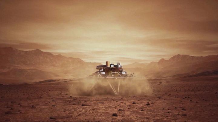 Первая реальная миссия Китая в другое планетарное пространство