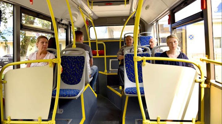 Льготникам Подмосковья можно бесплатно ездить и на коммерческом транспорте