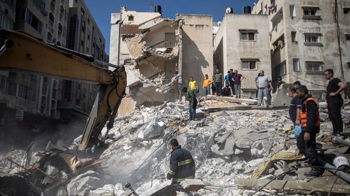 ООН: Израиль и Палестина должны прекратить боевые действия