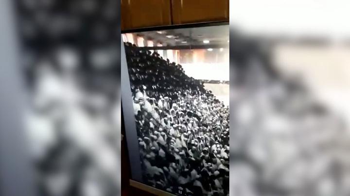 Во время молитвы в израильской синагоге произошло обрушение