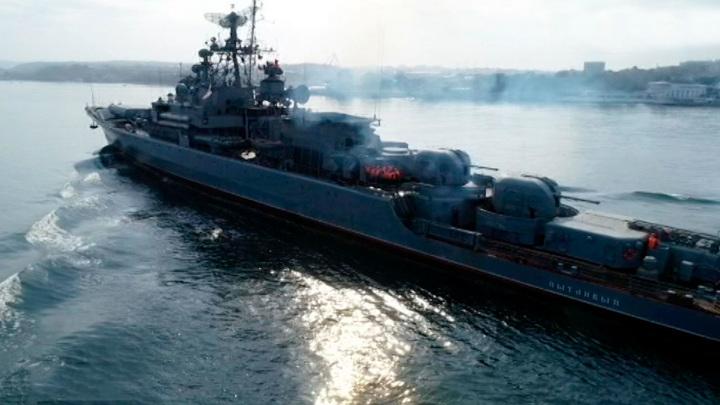 Российские военные провели учения на фоне маневров Sea Breeze