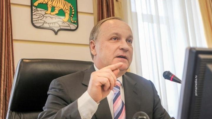 У бывшего мэра Владивостока Гуменюка проходят обыски