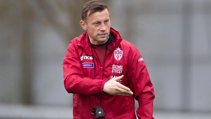 Тренер ЦСКА Олич войдет в штаб сборной Хорватии