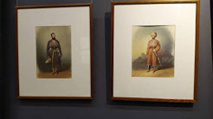 Акварели. Из собрания Дагестанского музея изобразительных искусств