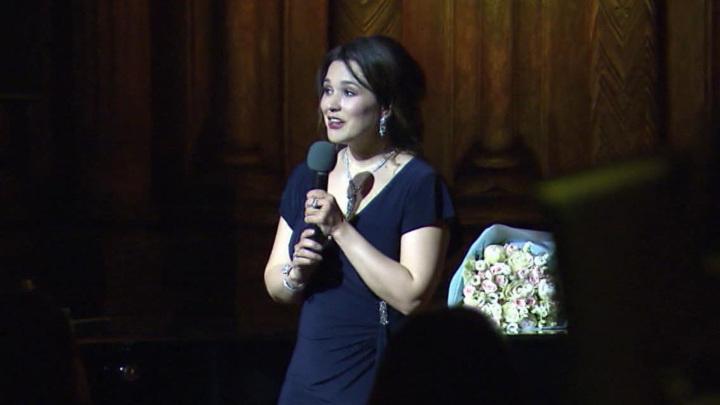 Оперная певица Ольга Перетятько записала альбом колыбельных песен