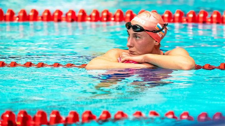 Пловчиха Кирпичникова завоевала второе серебро на чемпионате Европы