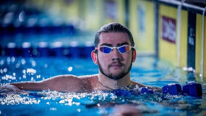 Российский пловец побил мировой рекорд во второй раз за два дня