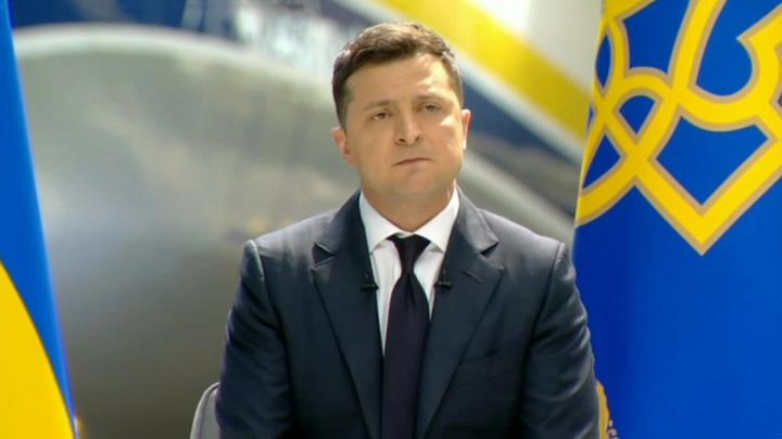 Зеленский заговорил на русском языке, обсуждая встречу с Путиным