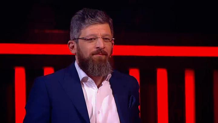 """Валерий Меладзе помог врачу выиграть миллион на шоу """"Я вижу твой голос"""""""